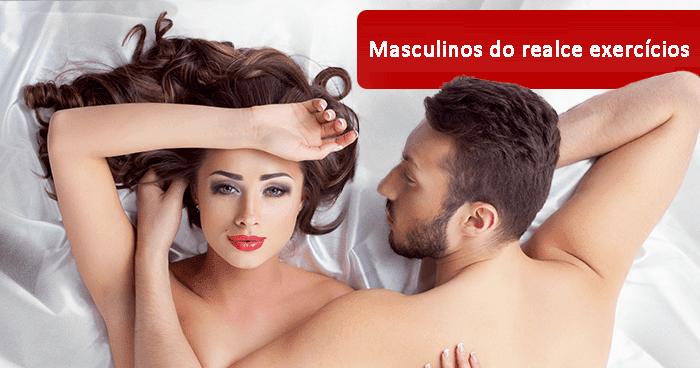 7 exercícios masculinos do realce para aumentar o tamanho do pénis