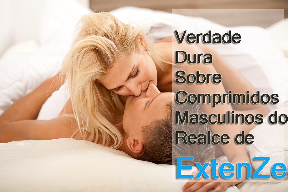 A verdade dura sobre comprimidos masculinos do realce de Extenze