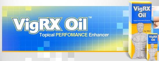 VigRX Oil Revisão - Melhor óleo de realce masculino natural para homens!