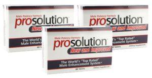 ProSolution Plus Reveja- Comprimido masculino para curar a ejaculação precoce