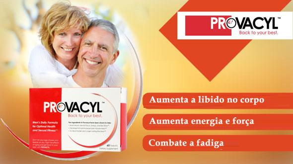 Provacyl Reveja - Aumentar naturalmente o nível de HGH e testosterona