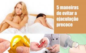 5 maneiras de evitar a ejaculação precoce sem medicação